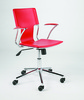 Terry Office Chair - Red